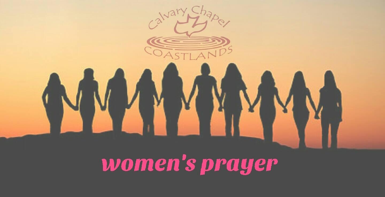 Thursday Women's Prayer Team
